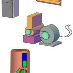 variable displacement pump engine refrigerator
